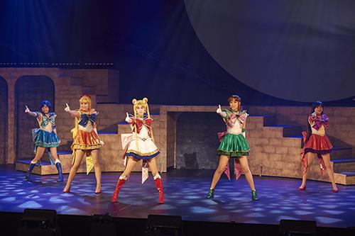 ©Naoko Takeuchi ©武内直子・PNP/ミュージカル「美少女戦士セーラームーン」製作委員会2016