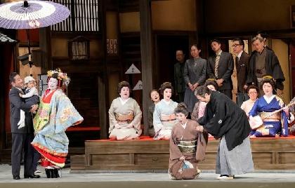 劇団新派の魅力が詰まった『小梅と一重』と『太夫さん』が新橋演舞場で開幕! 花柳章太郎 追悼『十月新派特別公演』観劇レポート