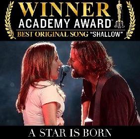 レディー・ガガ 「シャロウ」でアカデミー歌曲賞を受賞、「重要なのは、勝つことではなく、最後まで諦めないこと」