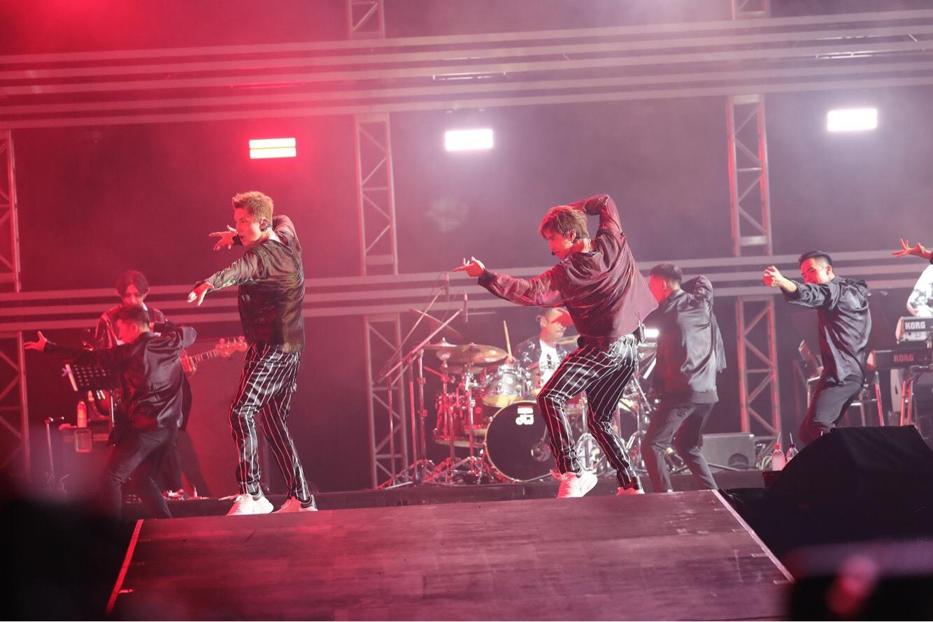 東方神起『a-nation2019大阪公演』