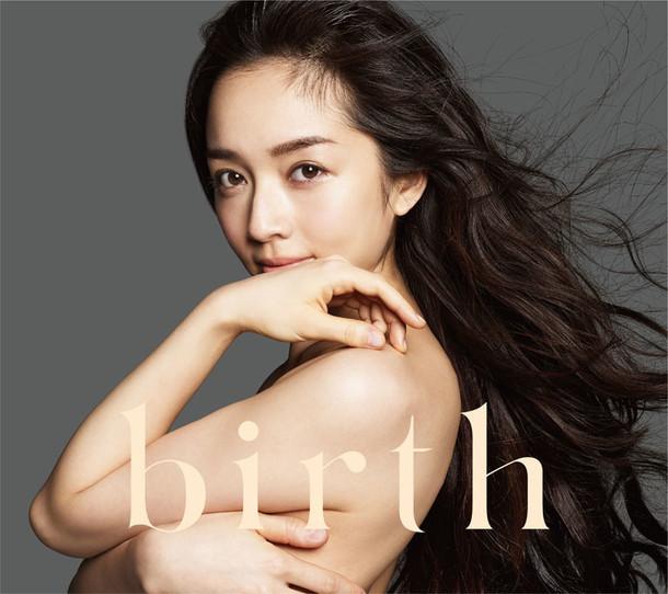 宮本笑里「birth」初回限定盤ジャケット