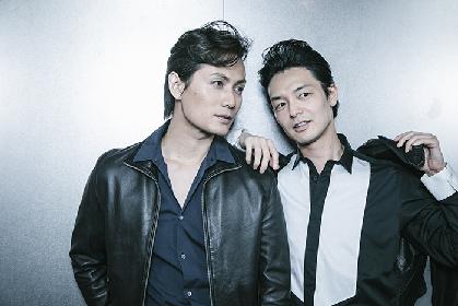 加藤和樹×上口耕平『BACKBEAT』対談 「ビートルズも最初は『バンドやろうぜ!』から始まった」
