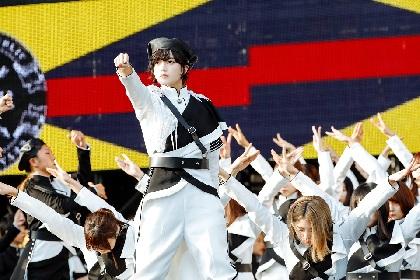 欅坂46、『欅共和国 2018』3日間で4万5千人を動員! サプライズで「アンビバレント」を初披露も