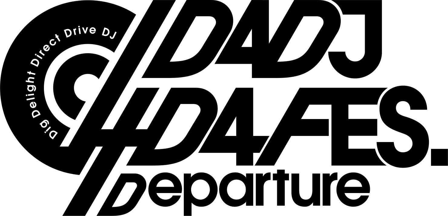 『D4DJ D4 FES. -Departure-』ロゴ (C)bushiroad All Rights Reserved. (C) Donuts Co. Ltd. All rights reserved.