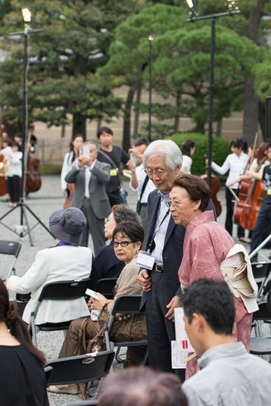小澤自身盟友と語る堀伝(ヴァイオリン)も Photo:M.Terashi/TokyoMDE