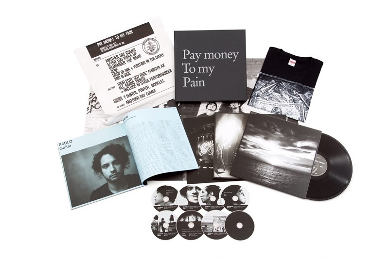 Pay money To my Pain デビュー10周年記念COMPLETE BOX展開