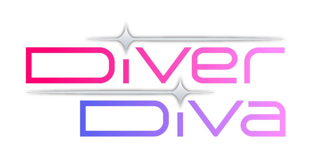 「DiverDiva」ロゴ (C)2020 プロジェクトラブライブ!虹ヶ咲学園スクールアイドル同好会