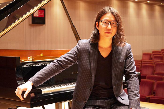 反田恭平(photo:Yosuke.Ohno)