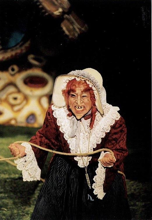 フンパーディング 歌劇「ヘンゼルとグレーテル」より魔女 (1998.12.ドイツ・ケムニッツ市立劇場)