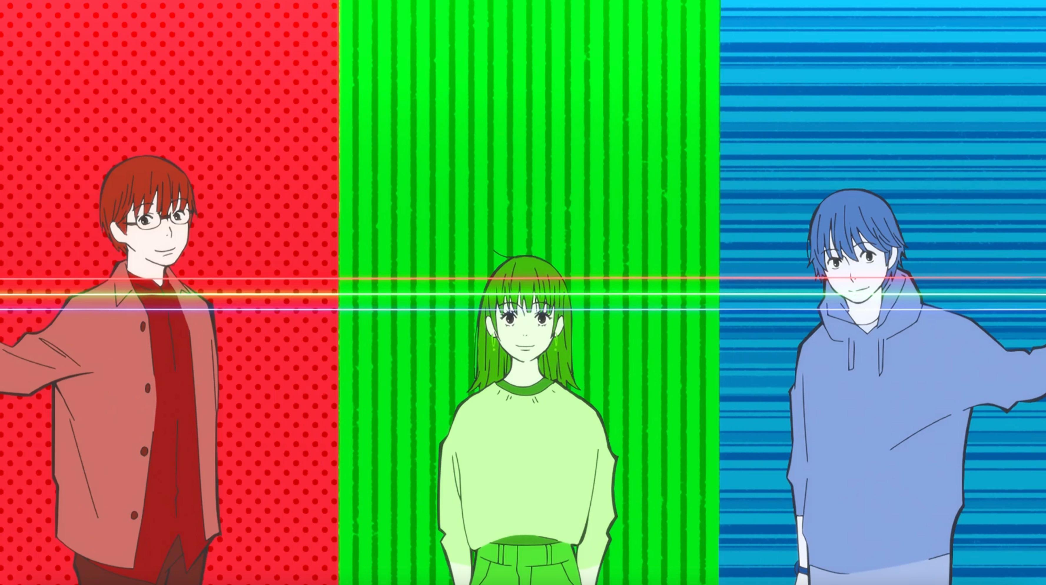 YOASOBI「RGB」MV