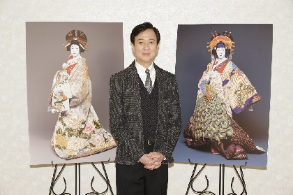 坂東玉三郎が梅枝&児太郎へ繋ぐ『阿古屋』の見どころ 『歌舞伎座百三十年 十二月大歌舞伎』取材会