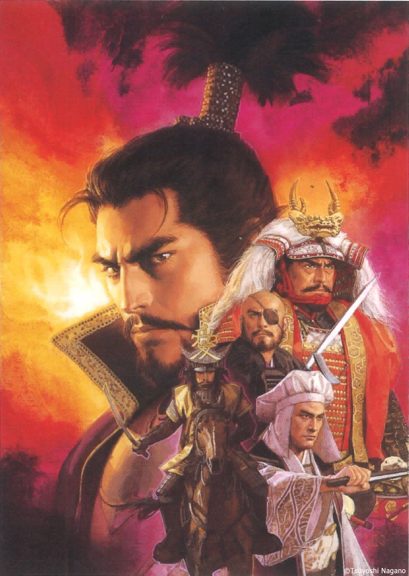 「戦国の武・戦国の智」(C)Tsuyoshi Nagano