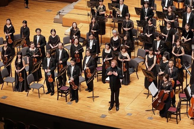楽団員のソフトな雰囲気も関西フィルの魅力