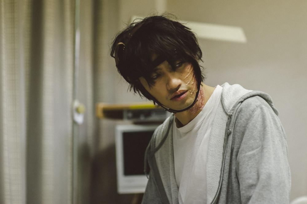 映画『RE:BORN』斎藤工 (C)「RE:BORN」製作実行委員会