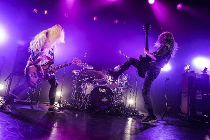 the peggies、ソールドアウトとなった今年初のライブ 『僕のヒーローアカデミア』第5期EDテーマ「足跡」を初披露