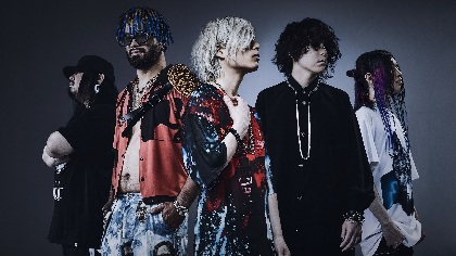 "Fear, and Loathing in Las Vegas、『""HYPERTOUGHNESS"" Release Tour 2020』ファイナルシリーズを全国のZepp6カ所で開催"
