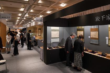 「2019 東美アートフェア」レポート 102軒の美術商が東京に集結! 見て、触って、喋って、とことん芸術を愉しむ3日間
