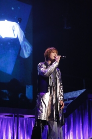 浦井健治、東京国際フォーラムにて開催された 『浦井健治 20th Anniversary Concert ~Piece~』(夜公演)オフィシャルレポートが到着