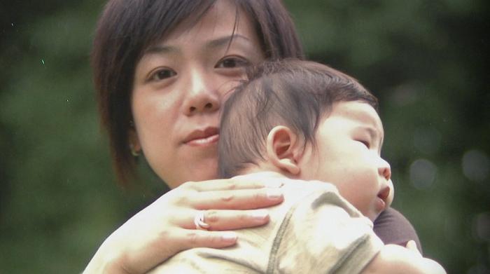 『女子少年院の後輩たちへ…元レディース総長、涙で伝えたメッセージ』 (C)TBS テレビ