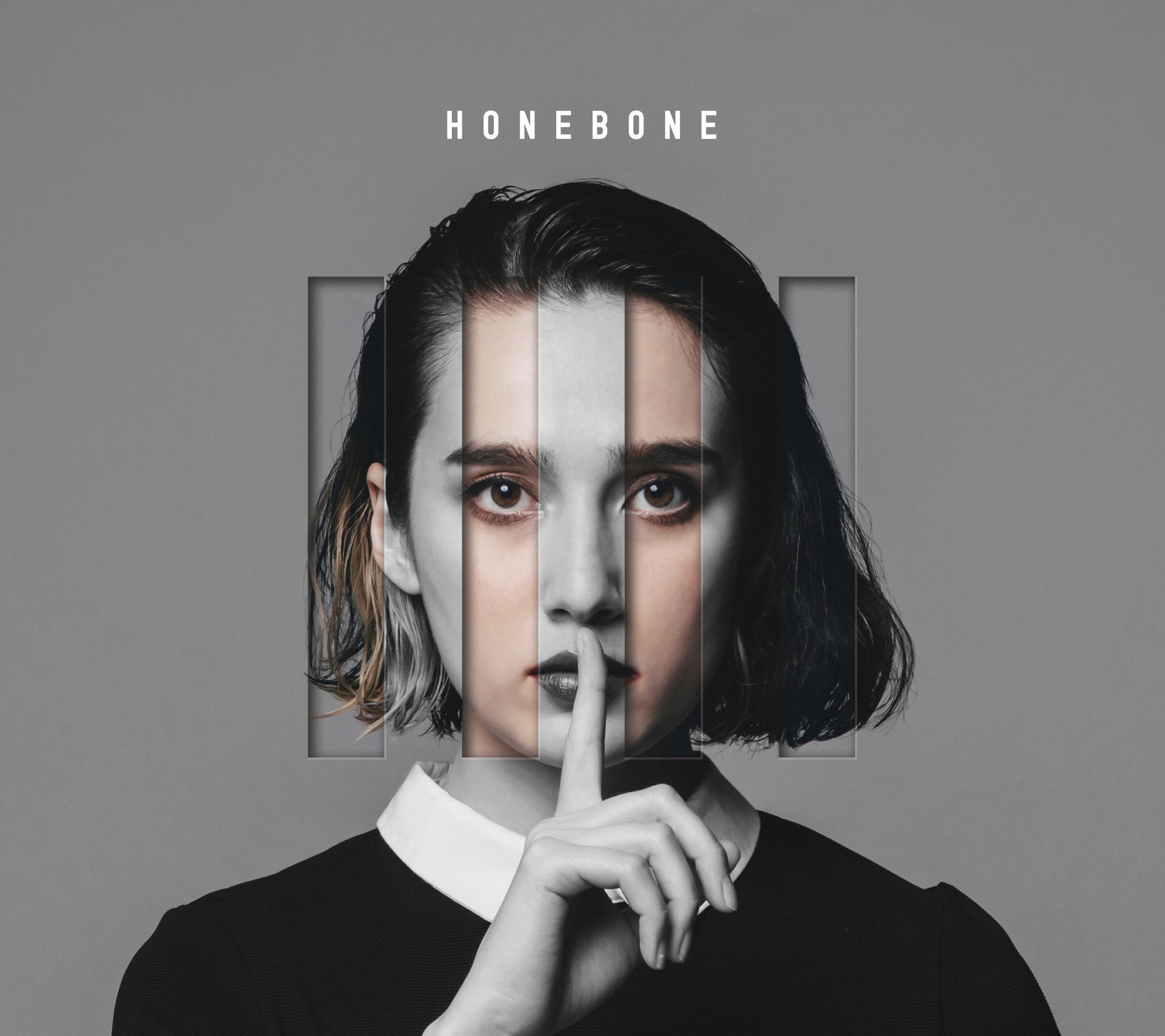HONEBONE 4thアルバム『静かにしろ』