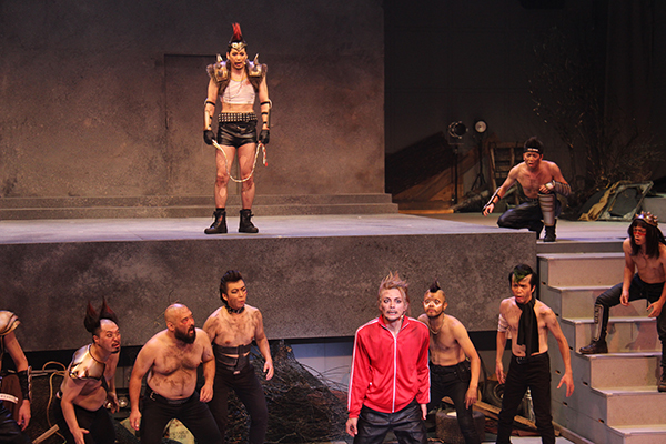 舞台『北斗の拳 ‐世紀末ザコ伝説‐』