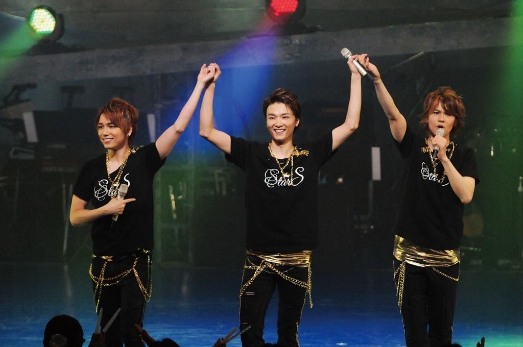 StarS(井上芳雄・浦井健治・山崎育三郎)First Tour-Live at TOKYU THEATRE Orb-