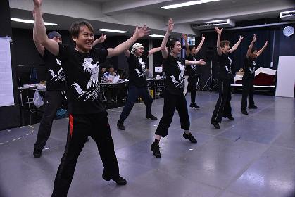 北翔海莉と沙央くらまが初出演! 『CLUB SEVEN ZERO Ⅱ』本気の稽古場レポート&インタビュー