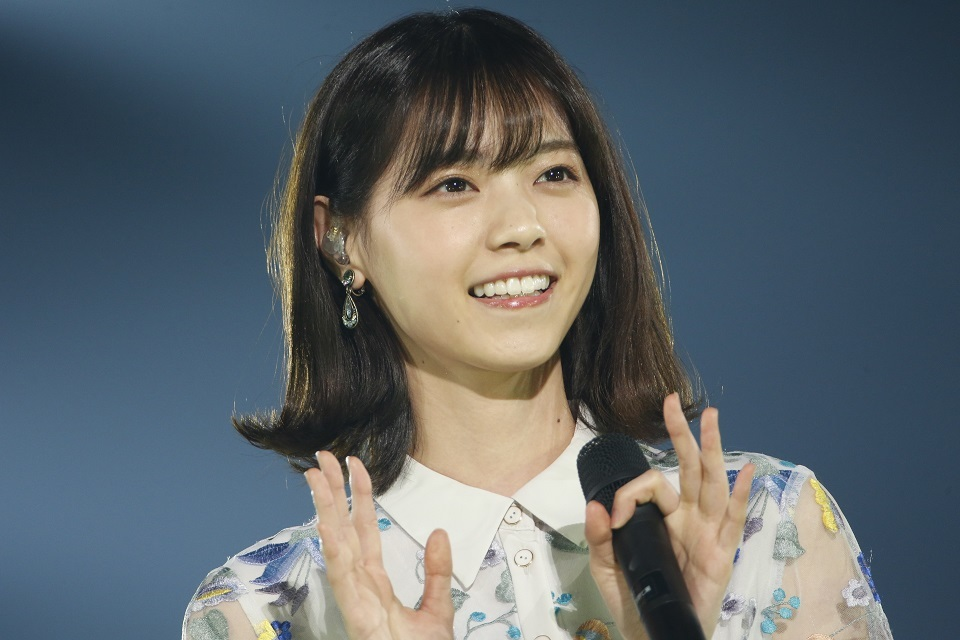 西野七瀬 乃木坂46『7th YEAR BIRTHDAY LIVE』DAY3