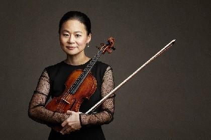 世界的ヴァイオリニスト・五嶋みどりがYouTubeでメッセージを発信
