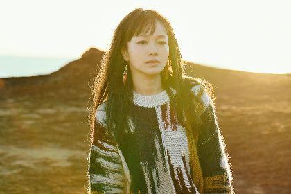 NakamuraEmi、アルバム『NIPPONNO ONNAWO UTAU BEST2』のインストver.を七夕にデジタルリリース