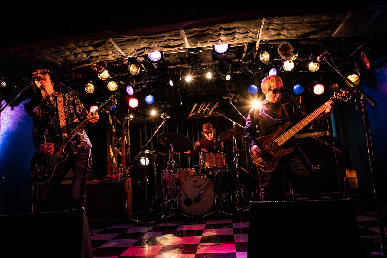 THE GROOVERS  写真:三浦麻旅子