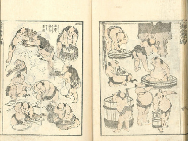 『大江戸グルメと北斎』展が、すみだ北斎美術館で開催 江戸時代の食文化を、浮世絵やレプリカで紹介
