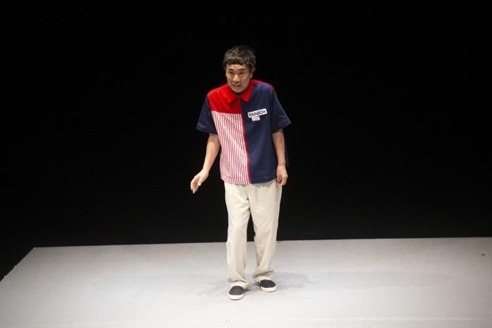 佐多稲子『女店員とストライキ』より。 [撮影]野村佐紀子