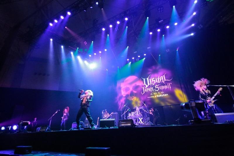 X SUGINAMI/VISUAL JAPAN SUMMIT 2016 Powerd by Rakuten
