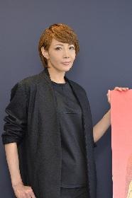 来年芸歴20周年の柚希礼音にインタビュー ソロコンサート『REON JACK3』にかける思いとは
