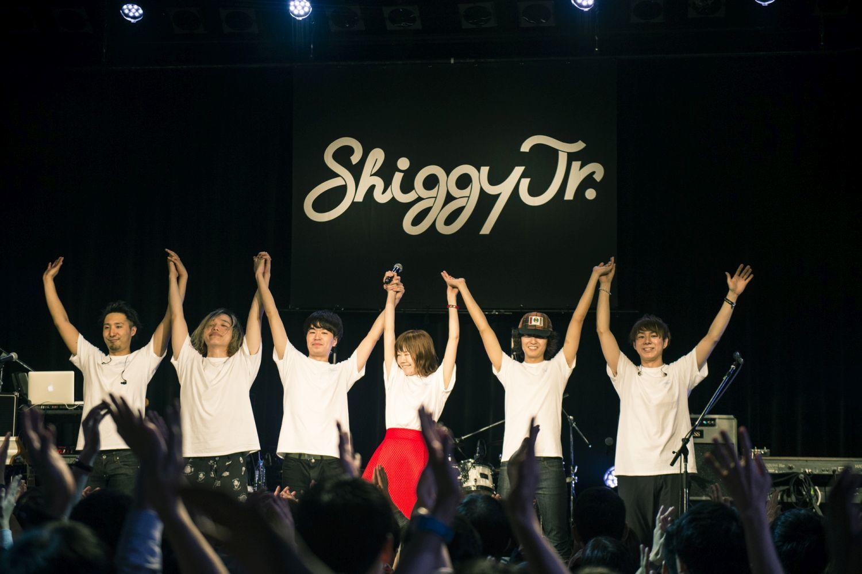 Shiggy Jr. 撮影=田中聖太郎