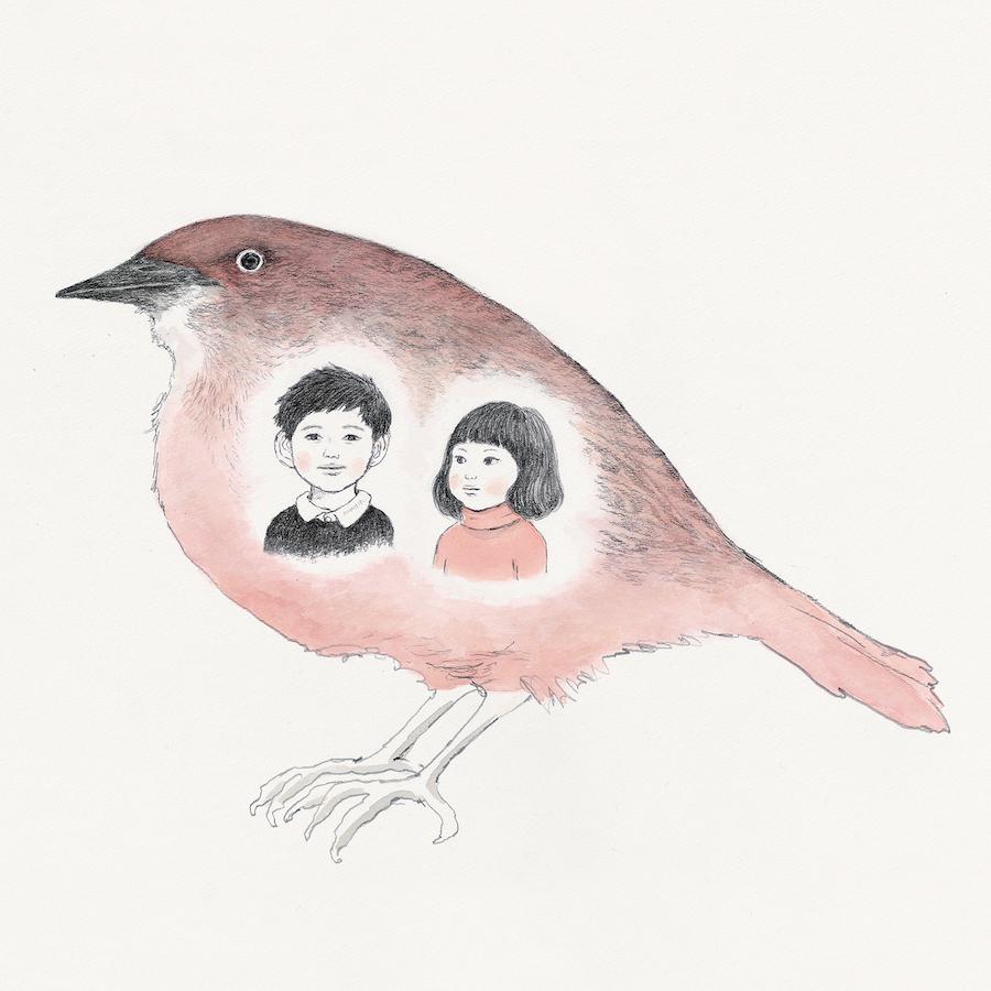「愛を告げる小鳥」