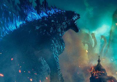 『ゴジラ キング・オブ・モンスターズ』がTV初登場 『スパイダーマン:ファー・フロム・ホーム』などWOWOWで映画40作を放送へ