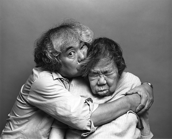 『アート・ママ+息子』川崎 2008年