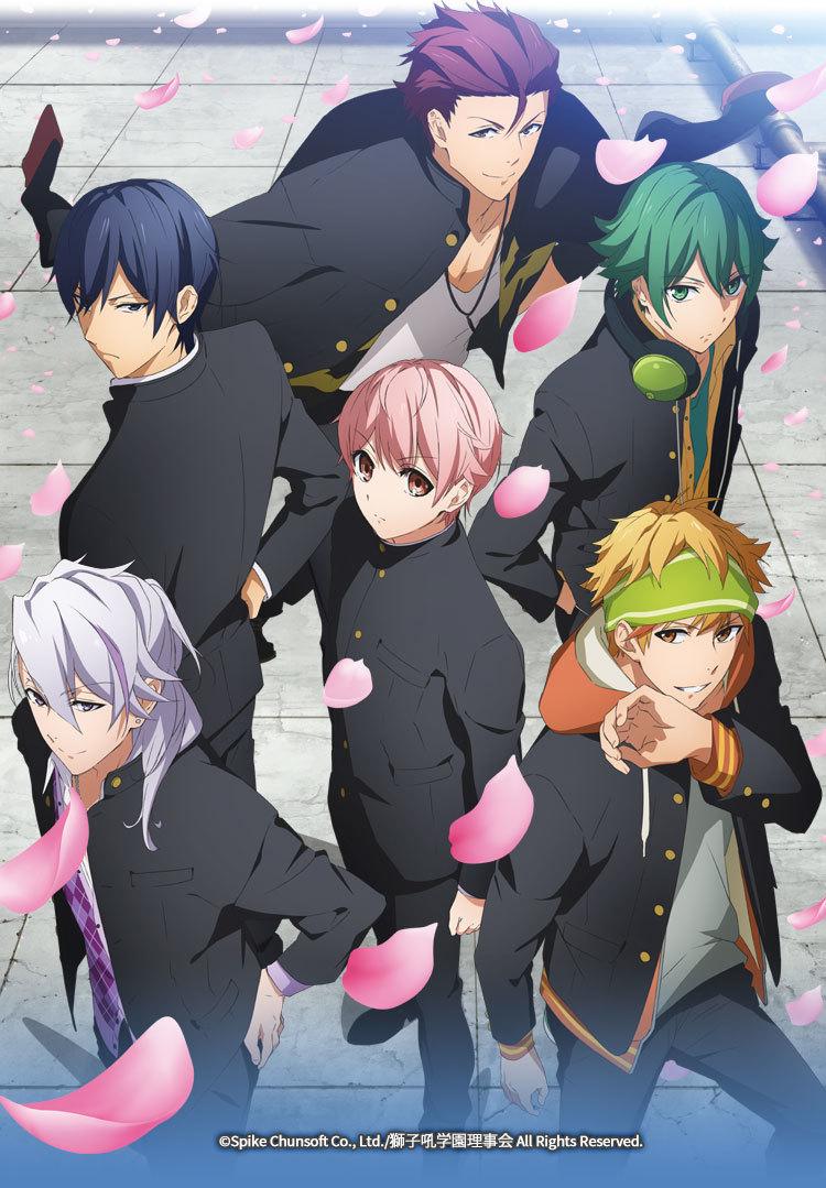 『喧嘩番長 乙女 -Girl Beats Boys- 』ティザービジュアル