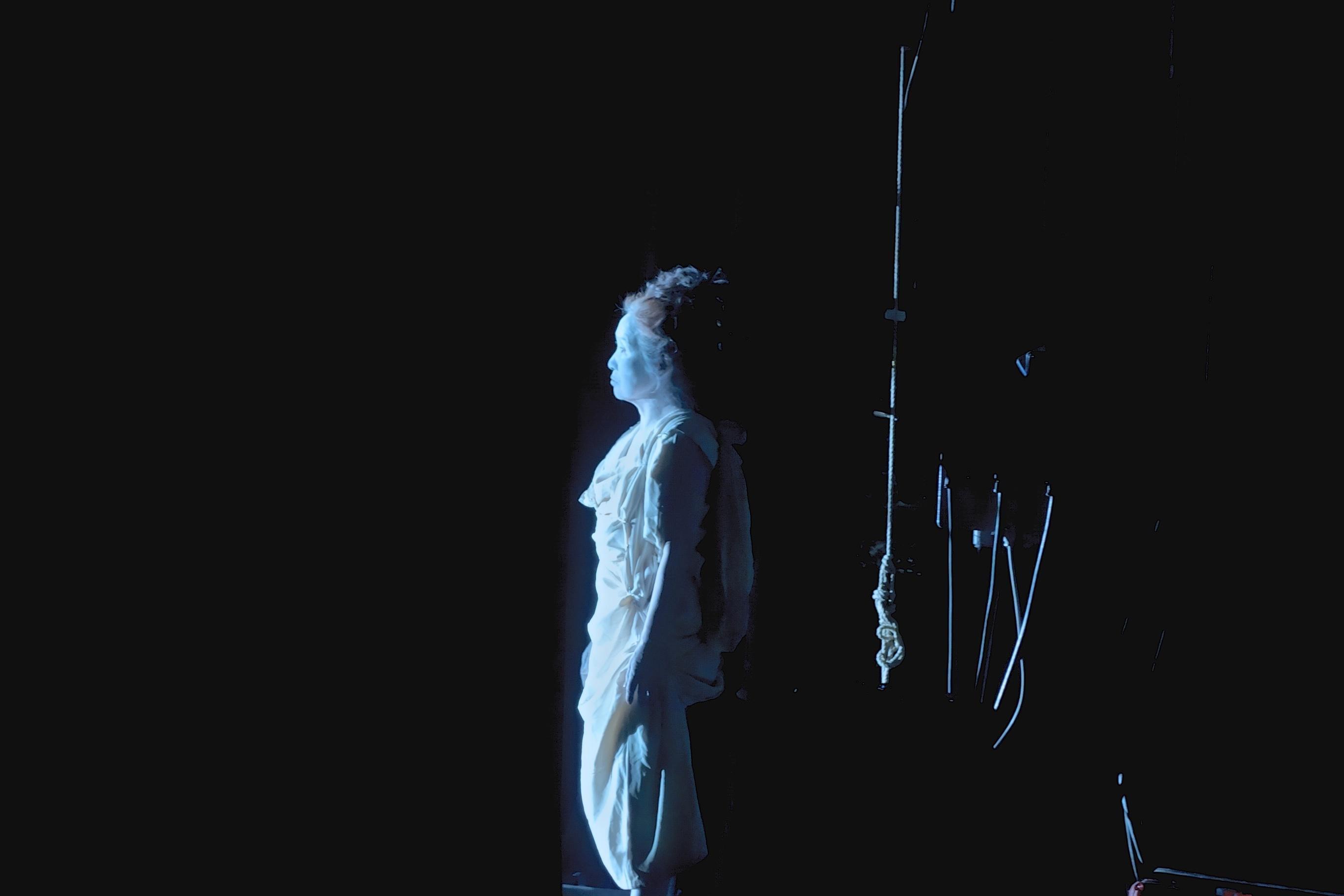 三上賀代 ミラノ『Sai』('15) 於・Teatro dell'Arte
