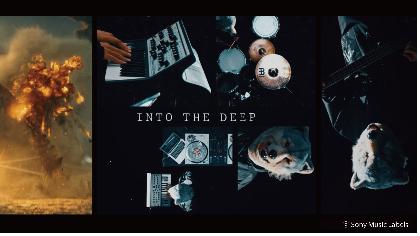 """MAN WITH A MISSION """"ゴジラvsコング""""大怪獣が大暴れ、新曲「INTO THE DEEP」のコラボMVをプレミア公開"""