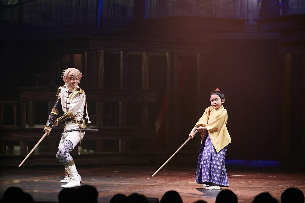 ミュージカル『刀剣乱舞』〜三百年の子守唄〜 ゲネプロより