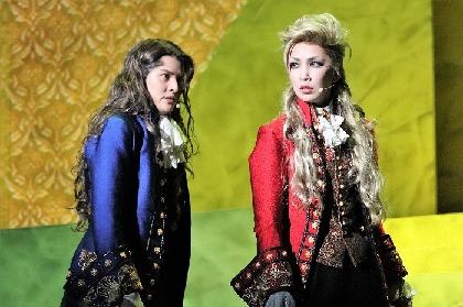 舞台『イノサンmusicale』東京公演閉幕~激動の18世紀フランスを舞台に中島美嘉、古屋敬多ら熱演