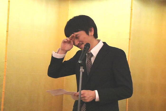 岩井秀人 [撮影]安藤光夫
