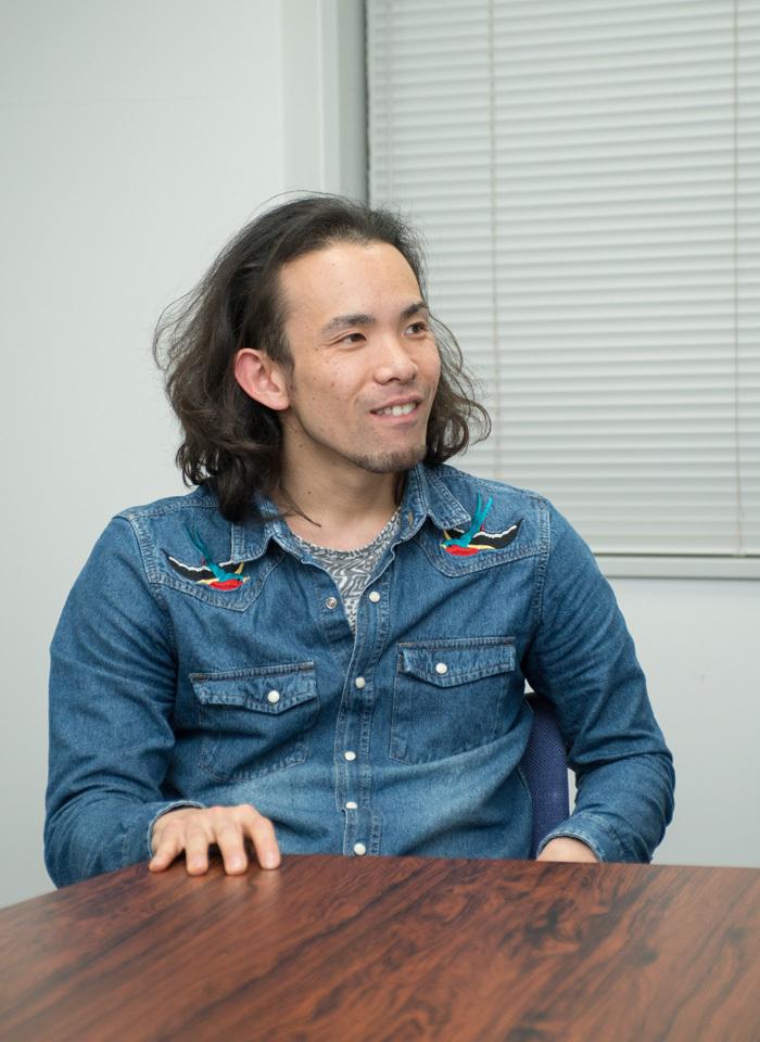 平原慎太郎 (撮影:横山将勝)