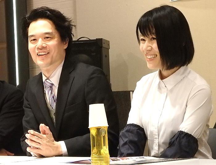 音楽劇にふさわしい実力派の役者とミュージシャンを揃えたという川内と福田