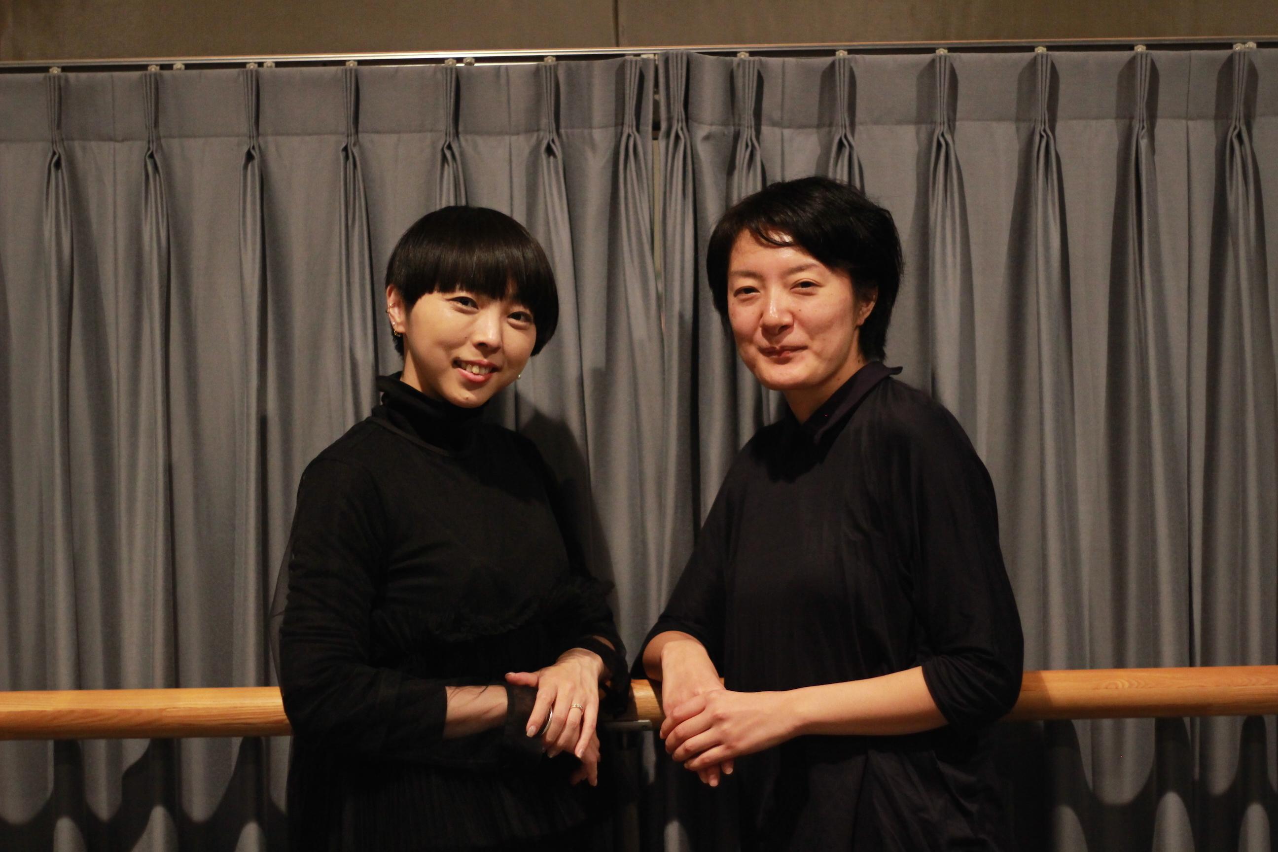 (左から)MIKIKO、森下真樹
