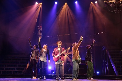 真田佑馬が作詞・作曲を手掛けた劇中歌にも注目 『27 –7ORDER-』東京公演が開幕