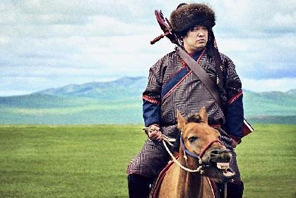岡崎体育、モンゴルで撮影した新アーティスト写真公開